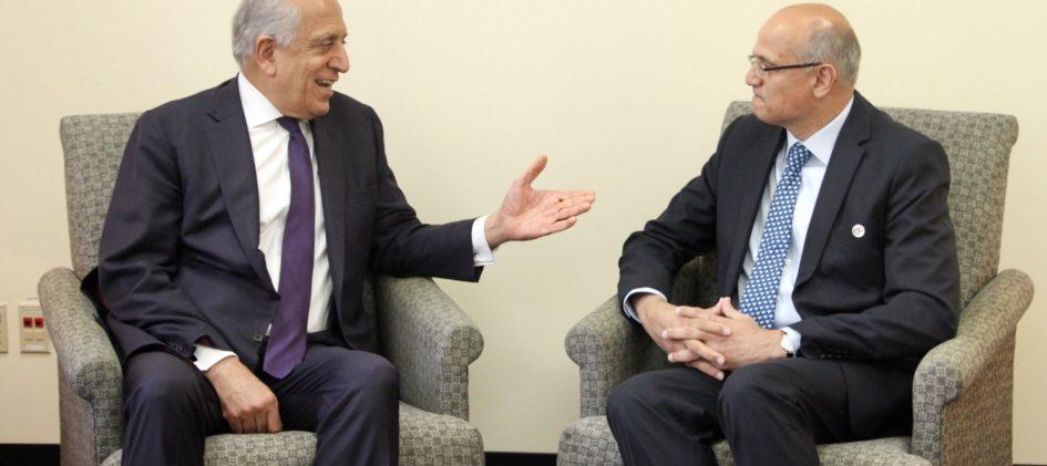 Индия и США обсуждают кризис в Афганистане