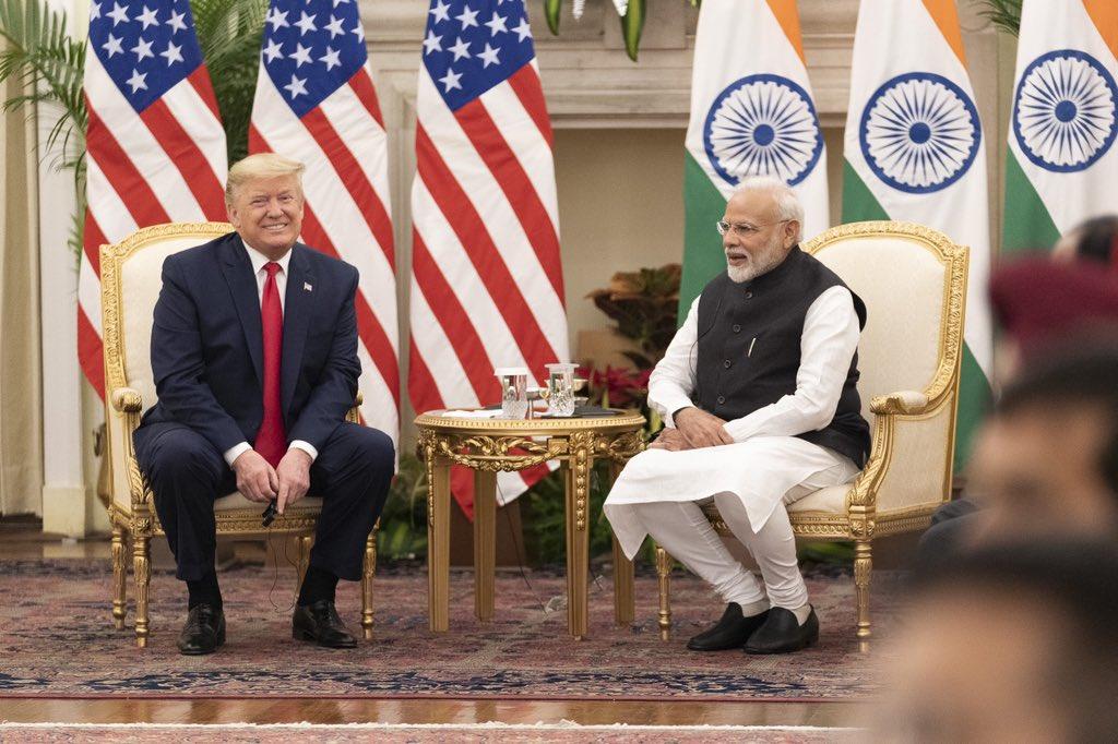 Трамп грозит Индии ответными действиями