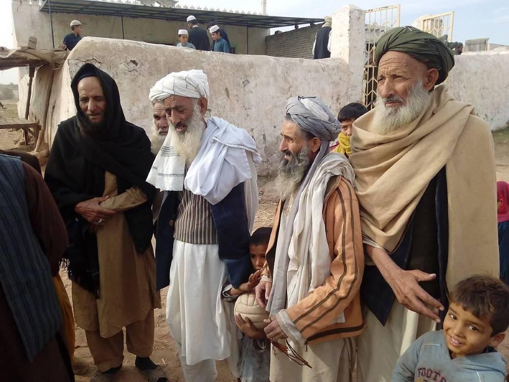 Беженцы из Афганистана в Пакистане